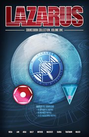 Lazarus sourcebook collection vol. 1. Books #1-3 cover image