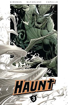 Cover image for Haunt Vol. 3