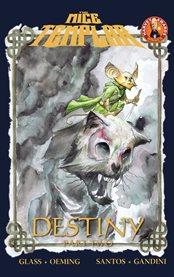 The mice templar. Volume 2, issue 1-5, Destiny cover image