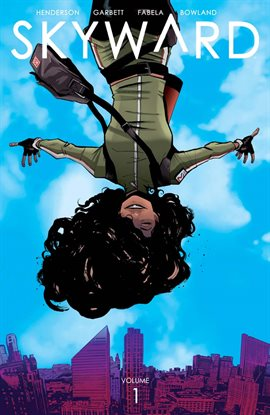 Skyward by Joe Henderson Book Cover