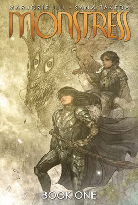 Monstress by Marjorie Liu Book Cover