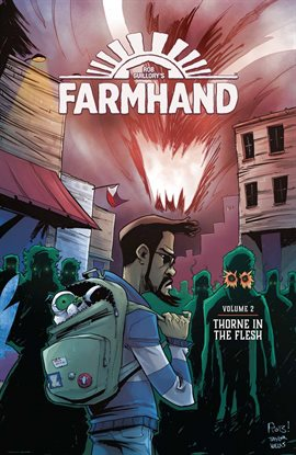 Cover image for Farmhand Vol. 2: Thorne in the Flesh