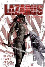 Lazarus: the third collection. Issue 22-26 cover image