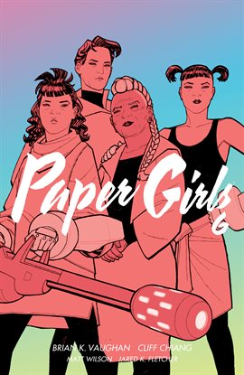 Cover image for Paper Girls Vol. 6