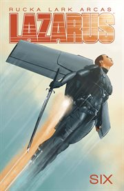Lazarus. Volume 6, issue 1-3, Fracture I cover image