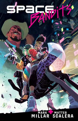 Cover image for Space Bandits