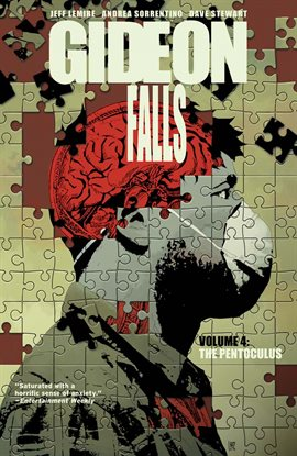 Cover image for Gideon Falls Vol. 4: The Pentoculus