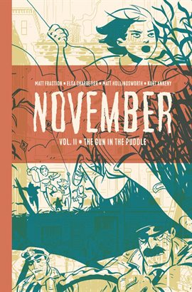 Cover image for November Book Two