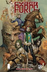 Cyber Force. Volume 1, issue 1-5, Rebirth cover image