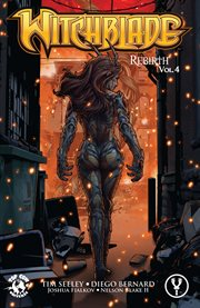 Witchblade. Volume 4, issue 166-169, Rebirth cover image