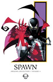 Spawn origins collection volume 4. Issue 21-26 cover image