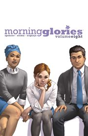 Morning glories vol. 8: rivals. Volume 8, issue 39-42 cover image
