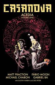 Casanova. Volume 1, issue 1-4, Acedia cover image