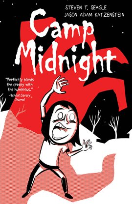 Camp Midnight, book cover