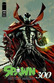 Spawn. Issue 300 cover image
