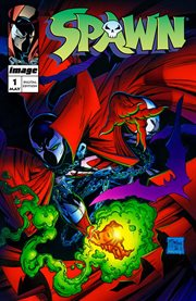 Spawn : the animated collection. Issue 1 cover image