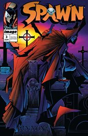 Spawn : the animated collection. Issue 2 cover image