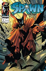 Spawn : the animated collection. Issue 3 cover image