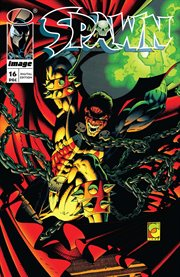 Spawn. Issue 16 cover image