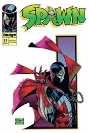 Spawn : origins collection. Issue 21 cover image