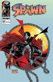 Spawn. Issue 24 cover image