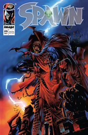 Spawn. Issue 25 cover image