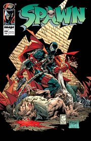Spawn. Issue 28 cover image