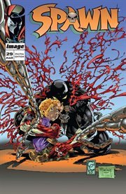 Spawn. Issue 29 cover image