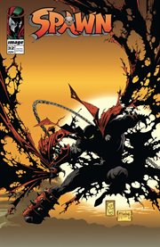 Spawn. Issue 32 cover image