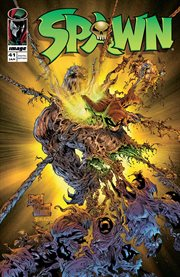 Spawn. Issue 41 cover image