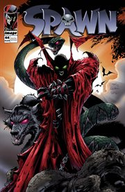 Spawn. Issue 44 cover image