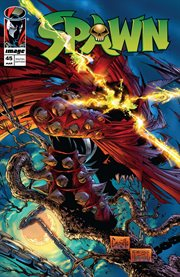 Spawn. Issue 45 cover image