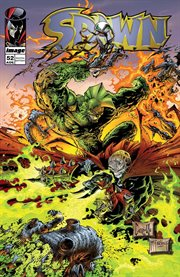 Spawn. Issue 52 cover image