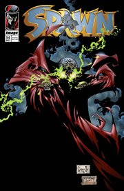 Spawn. Issue 54 cover image