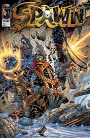 Spawn. Issue 55 cover image