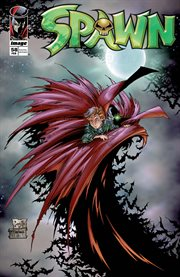 Spawn. Issue 58 cover image