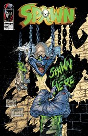 Spawn. Issue 60 cover image
