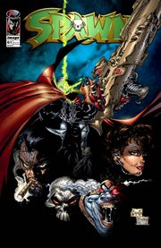 Spawn. Issue 61 cover image