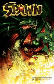 Spawn. Issue 123 cover image