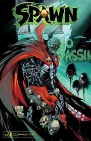 Spawn. Issue 129 cover image