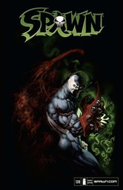 Spawn. Issue 139 cover image