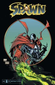 Spawn. Issue 143 cover image