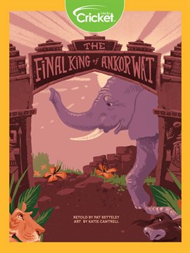 Cover image for The Final King of Ankor Wat