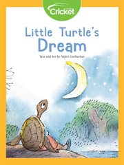 Little turtle's dream cover image