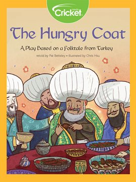 Cover image for The Hungry Goat