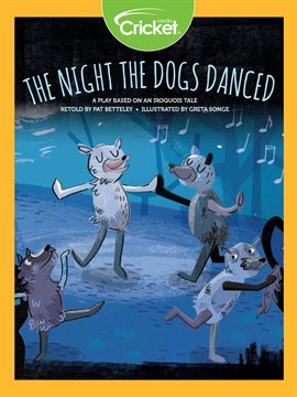 Cover image for The Night the Dogs Danced
