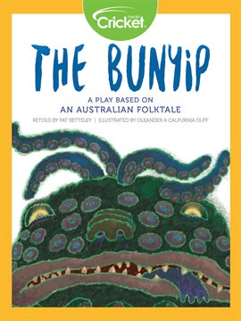 Cover image for The Bunyip