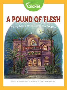 Cover image for A Pound of Flesh