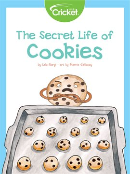 Cover image for The Secret Life of Cookies