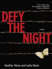 Defy the night: a novel cover image